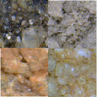 Types of Soil Magnified